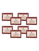 Khadi Pure Strawberry Soap - 125g (Set of 8)