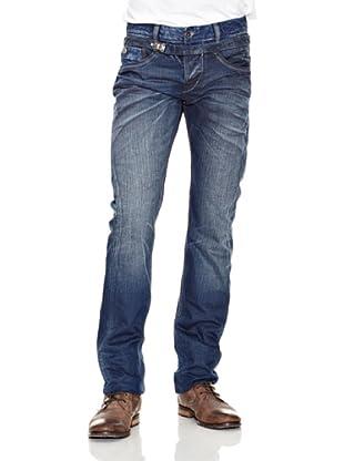 Salsa Jeans First Level Doble (Blu)
