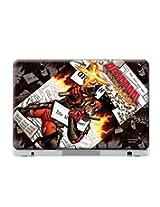 Deadpool Comic - Skin for Sony Vaio E15