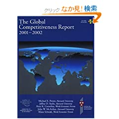 The Global Competitiveness Report 2001-2002: World Economic Forum