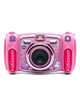 V Tech Kidizoom Duo Camera Pink Online Exclusive