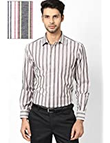 Dark Grey Formal Shirt