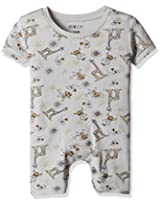 Gini and Jony Baby Girls' Romper Suits