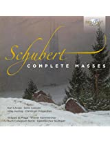 Franz Schubert - Complete masses
