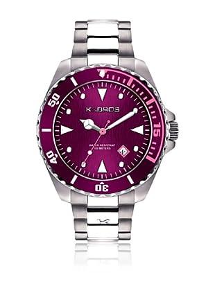K&Bros Reloj 9472 (Violeta)