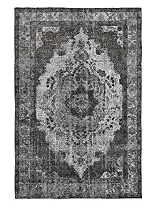 Kalaty One-of-a-Kind Pak Vintage Rug, Grey, 6' 4