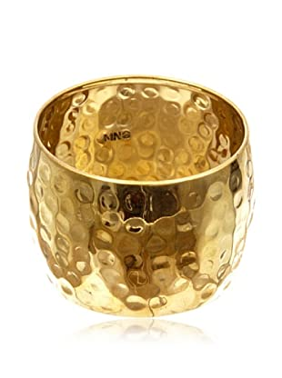 Mango Armreif Fleur (gold)