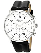 Kenneth Cole Dress Sport Analog White Dial Men's Watch KC1568