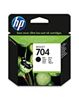 HP 704 Ink Cartridge - Black