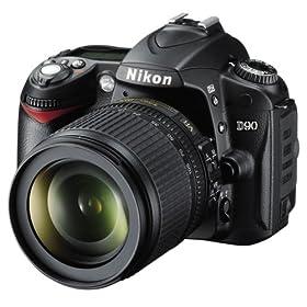 Nikon デジタル一眼レフカメラ D90