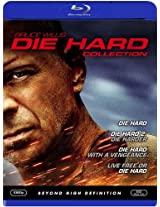 Die Hard Collection (Die Hard / Die Hard 2: Die Harder / Die Hard with a Vengeance / Live Free or Die Hard)