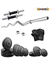 Kore 20KG Combo 4-WB Home Gym