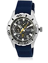 Nta13672G Navy Blue Analog Watch