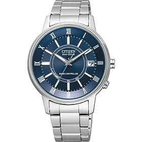 【クリックで詳細表示】Amazon.co.jp|[シチズン]CITIZEN 腕時計 Citizen Collection シチズン コレクション Eco-Drive エコ・ドライブ 電波時計 スタイリッシュモデル FRD59-2482 メンズ|腕時計ストア オンライン通販