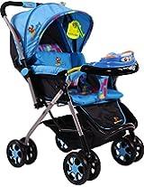 Sunbaby Jumbo Stroller (Blue)