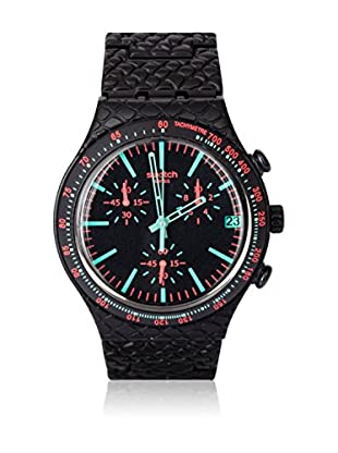 Swatch Quarzuhr Man REPTILE LIGHT BLUE YCB4018AG 40.0 mm