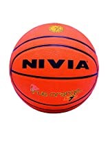 NIVIA true orange basketball