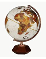 Replogle Globes Hexhedra Globe, Bronze Metallic Finish, 12-Inch Diameter
