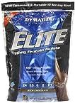 Dymatize Nutrition Elite Whey Shake, Chocolate, 10 Count