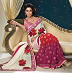 Alluring Georgette Saree -SARANCH5109