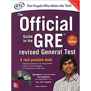 The Official Guide to the GRE Revised General Test with CD-ROM, 2nd Edition