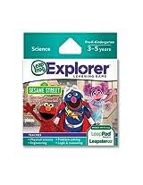 Explorer Solve It With Elmo