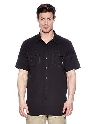 Columbia Camisa Pau (Negro)