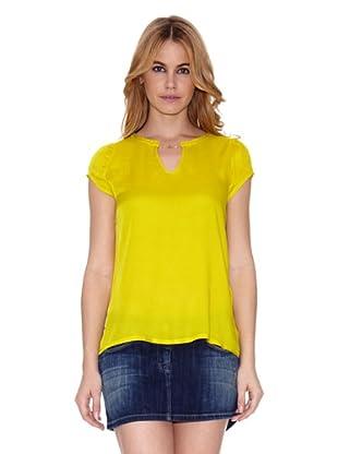 Salsa Camiseta Mallorca (Amarillo)