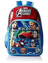 Avengers Blue Children's Backpack (MBE-WDP0392)