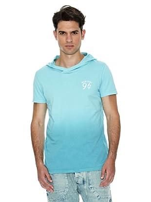 Salsa Camiseta Tie-dye (Azul)