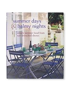 Summer Days & Balmy Nights (Cookery)