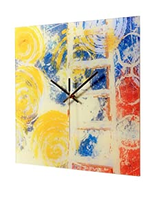 HangTime Rainbow Seekers Wall Clock