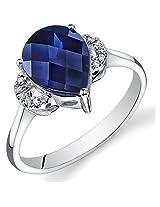 Kiara Swarovski Signity Sterling Silver Radhika Ring KIR0667 (15)
