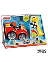 Amazing Fisher Price Lil Zoomers Shake And Crawl Racer