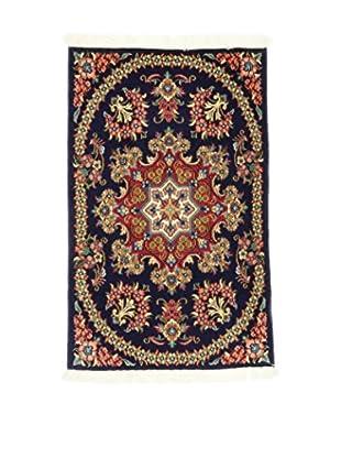 Eden Teppich   Qom Sh 60X90 mehrfarbig