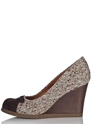 Scholl Zapatos Kisal (Marrón)