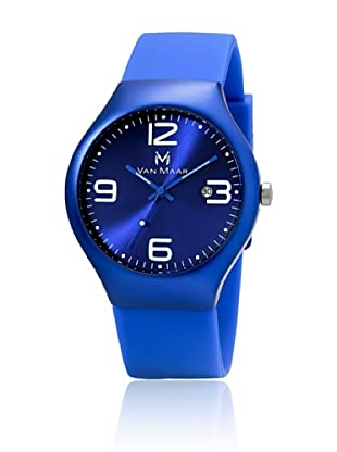 Van Maar Uhr Ace (blau)