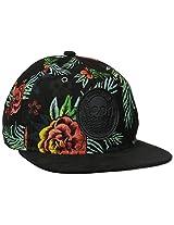 neff Men's Astro Floral Snapback Hat