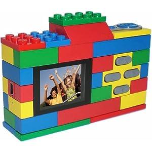 レゴの部品で出来たカメラ