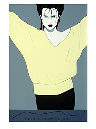 Patrick Nagel: Commemorative #8