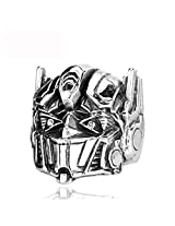 Cilver Fashion New Optimus prime Transformers mens ring (10.0)