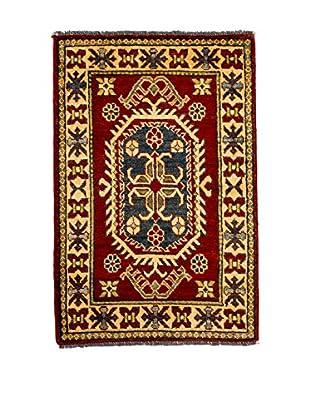 CARPETRADE Teppich Kazak mehrfarbig 98 x 64 cm