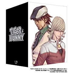 TIGER&amp;BUNNY(^CK[&amp;oj[) 9 () &amp;lt;I&amp;gt; [Blu-ray]