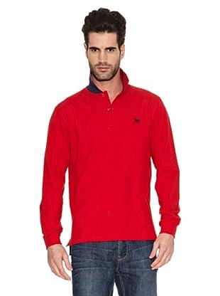 Toro Polo Piqué (Rojo)