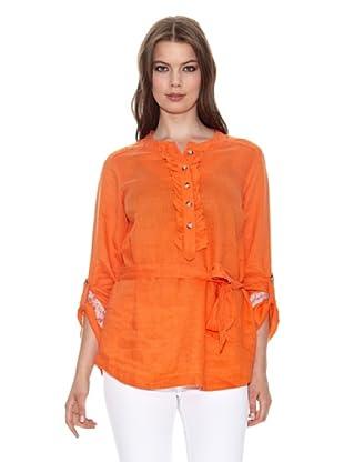 Jackpot Blusa Jeania (Arancione)