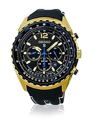 Seiko Reloj SSC264P1 Negro 47  mm