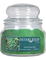 Candle-lite Revere House 8-1/2-Ounce Country Comfort Jar, Douglas Fir