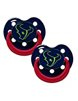 Baby Fanatic Pacifier Glow In The Dark, Houston Texans