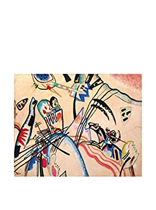 Legendarte Lienzo Improvvisazione di Vassily Kandinsky