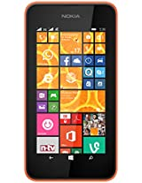 Nokia Lumia 530 4GB - Orange